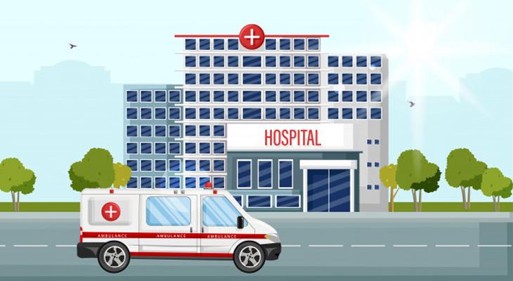 ระยะทางที่ใกล้โรงพยาบาลและญาติสะดวกสบายในการพบเจอ